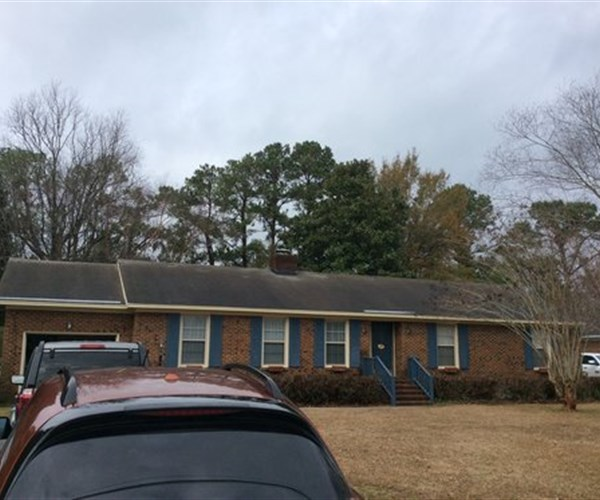 Carolina Flooring and Roofing | Roofing Before