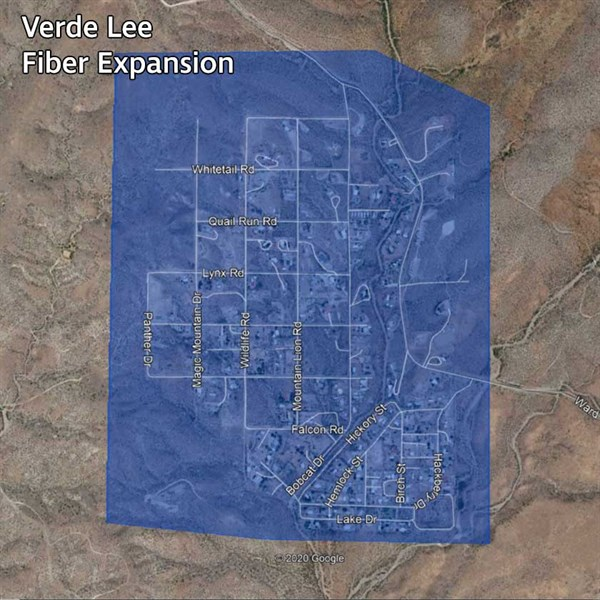 Verde Lee Fiber Expansion