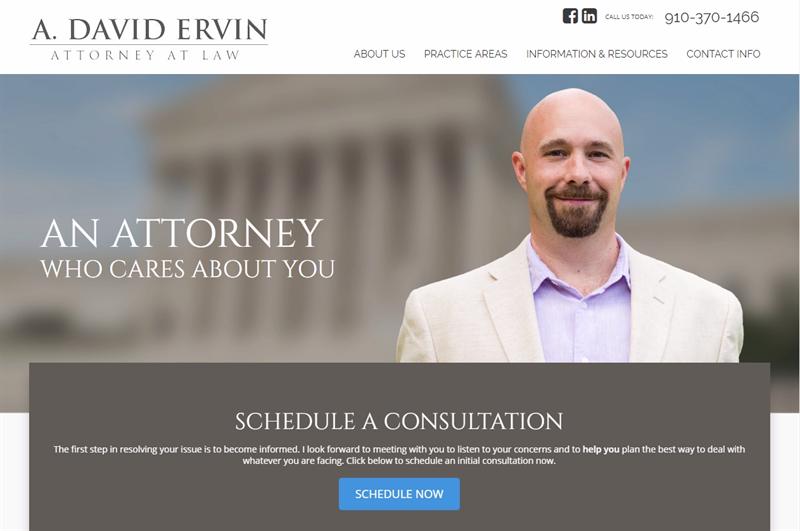 David Ervin Law