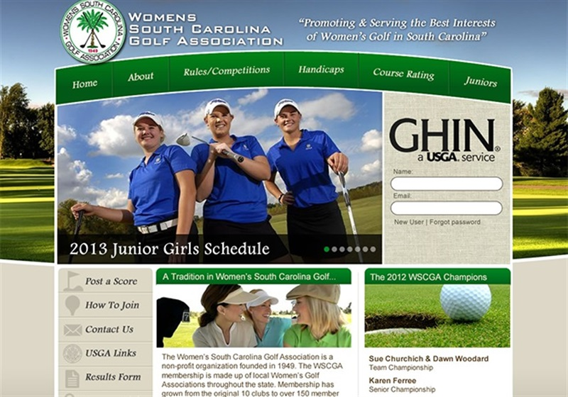 Women's South Carolina Golf Association