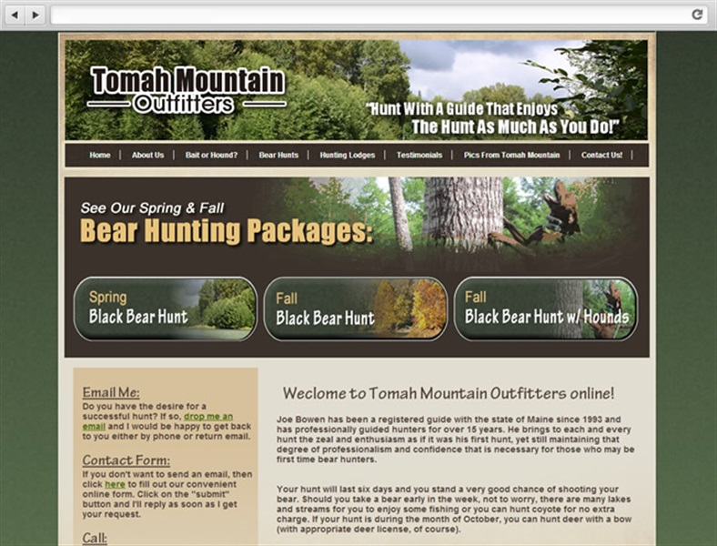 Tomah Mountain Outfitters