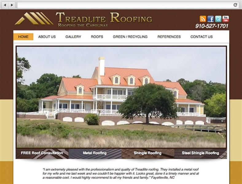 Treadlite Roofing