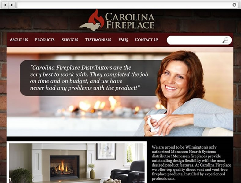 Carolina Fireplace