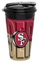 San Francisco 49ers TravelCups