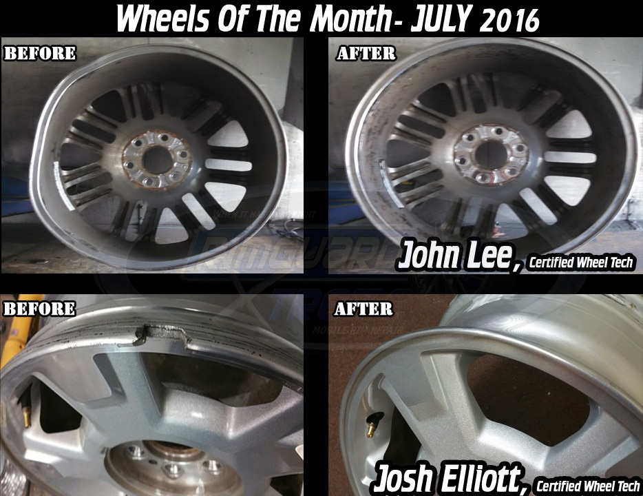 Wheels of the Month July 2016, John Lee, Certified Wheel Tech, Josh Elliott, Certified Wheel Tech